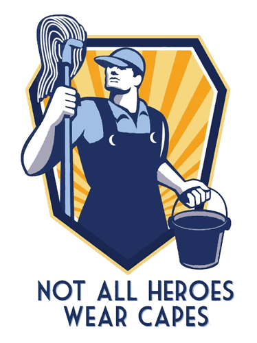 not-all-heros-wear-capes